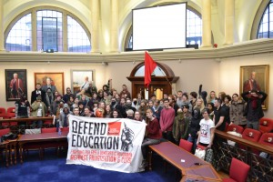 Defend Education Birmingham