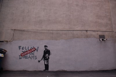 Follow Your Dreams, Cancelled by Chris Devers on Flickr