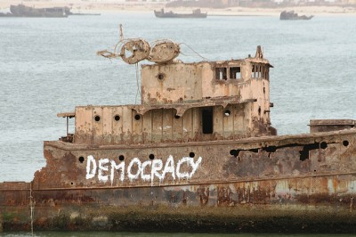 Democracy by Filippo Minelli on Flickr